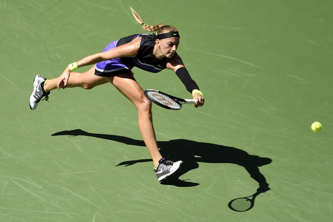 Petra Kvitova vs. Katerina Siniakova - 1/20/20 Australian Open Tennis Pick, Odds & Prediction