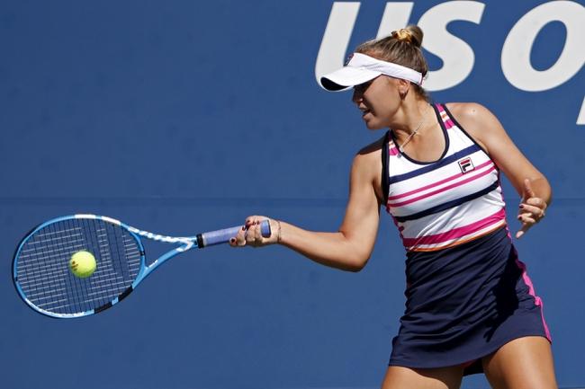 Sofia Kenin vs. Ons Jabeur - 1/28/20 Australian Open Tennis Pick, Odds & Prediction