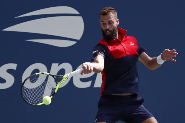 Benoit Paire vs. Jannik Sinner 9/14/20 Rome Open Tennis Pick, Odds, and Prediction