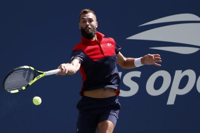 Cologne Open : Benoit Paire vs. Dennis Novak - 10/14/20 Tennis Prediction