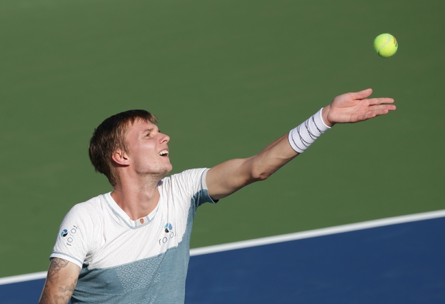 Marton Fucsovics vs. Alexander Bublik - 2/17/20 Marseille Open Tennis Pick, Odds, and Predictions