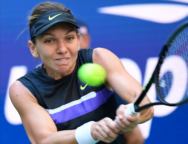 Simona Halep vs. Elena Rybakina - 2/22/20 Dubai Open Tennis Pick, Odds, and Predictions