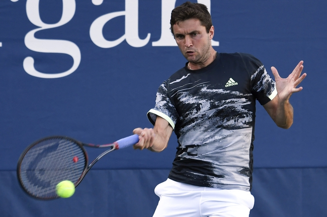 Paris Masters: Giles Simon vs. Tommy Paul 11/03/20 Tennis Prediction
