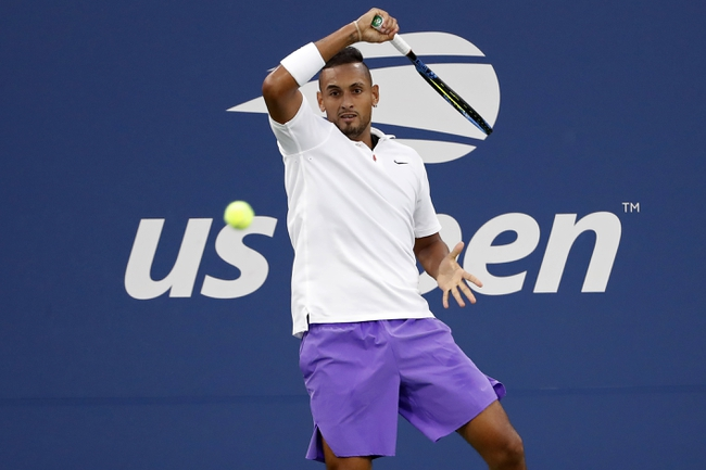 Nick Kyrgios vs. Andrey Rublev - 8/31/19 US Open Tennis Pick, Odds, and Prediction