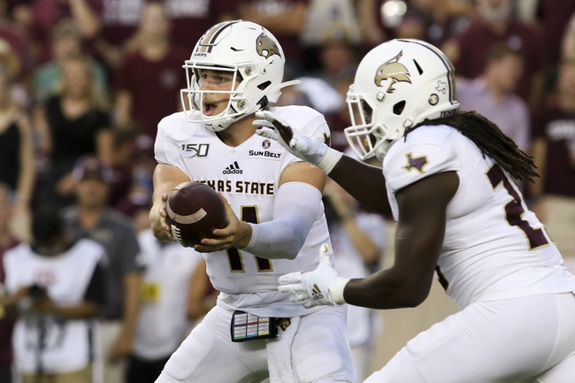 Texas State at Troy: 10/10/20 College Football Picks and Prediction