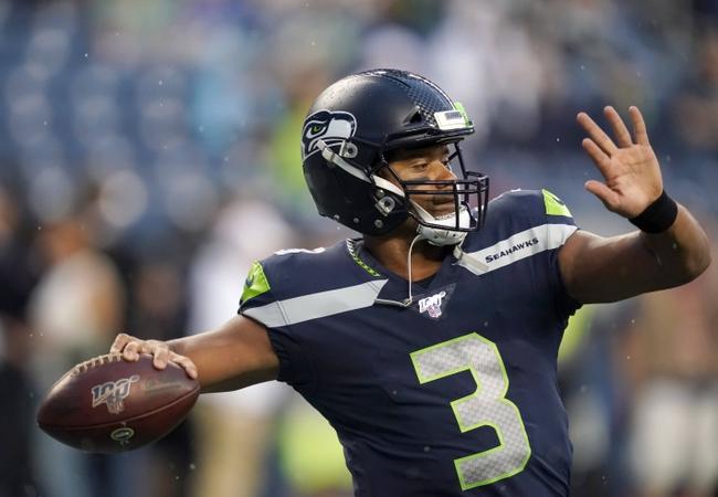 Seattle Seahawks vs. Cincinnati Bengals - 9/8/19 NFL Pick, Odds, and Prediction