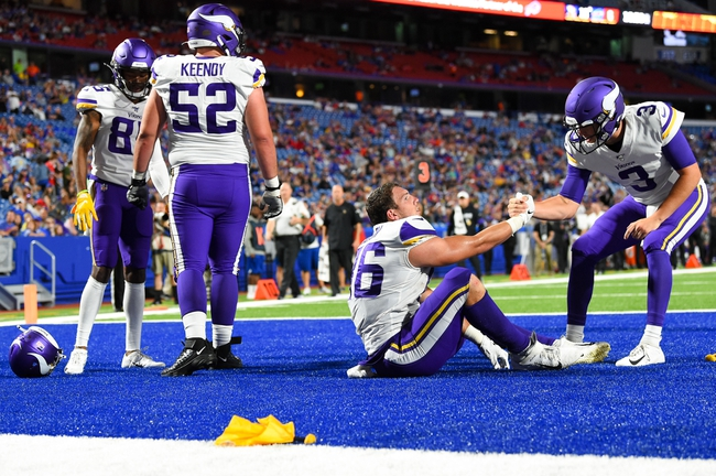 Minnesota Vikings vs. Cleveland Browns - 5/25/20 Madden20 NFL Sim Pick, Odds, and Prediction