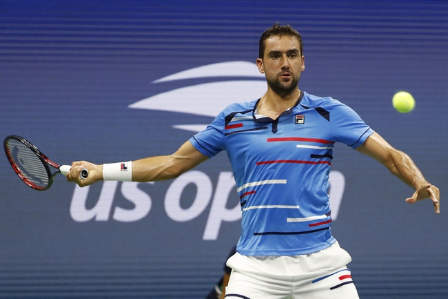 Sofia Open: Marin Cilic vs. Jonas Forejtek 11/09/20 Tennis Prediction