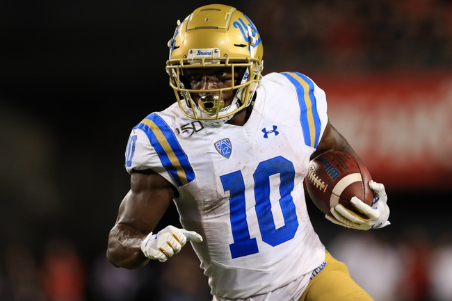 UCLA vs. San Diego State - 9/7/19 College Football Pick, Odds, and Prediction