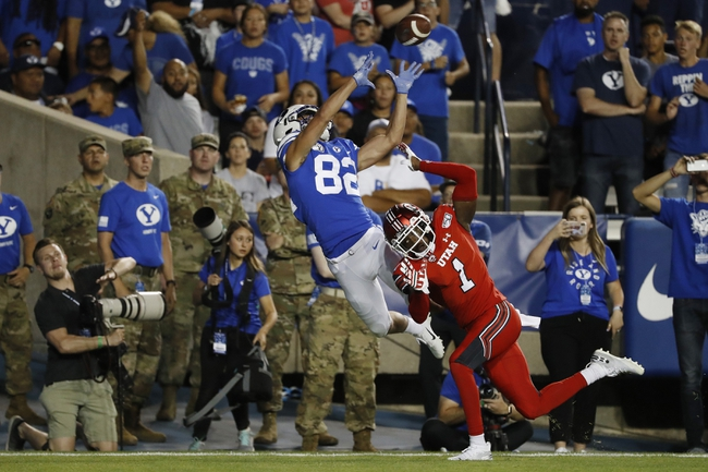 BYU vs. Utah - 9/3/20 Early Look College Football GOY Pick, Odds, and Prediction