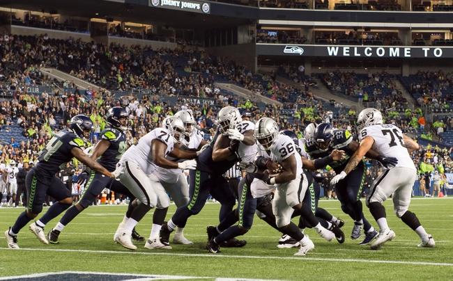 Seattle Seahawks vs. Oakland Raiders - 5/14/20 Madden20 NFL Sim Pick, Odds, and Prediction
