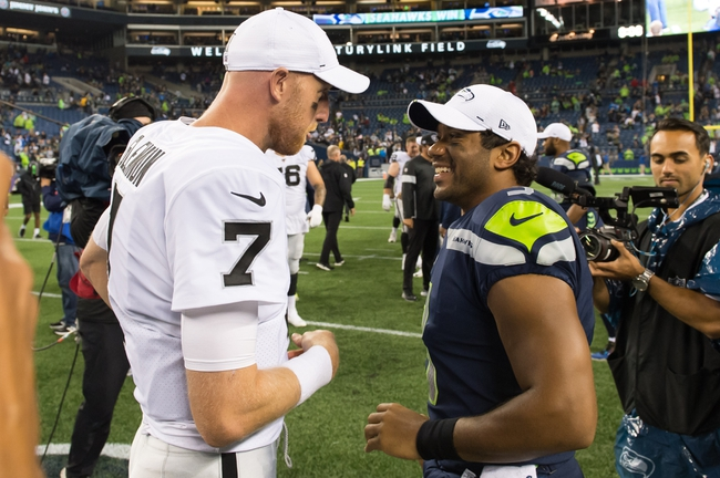 Seattle Seahawks vs. Oakland Raiders - 5/25/20 Madden20 NFL Sim Pick, Odds, and Prediction