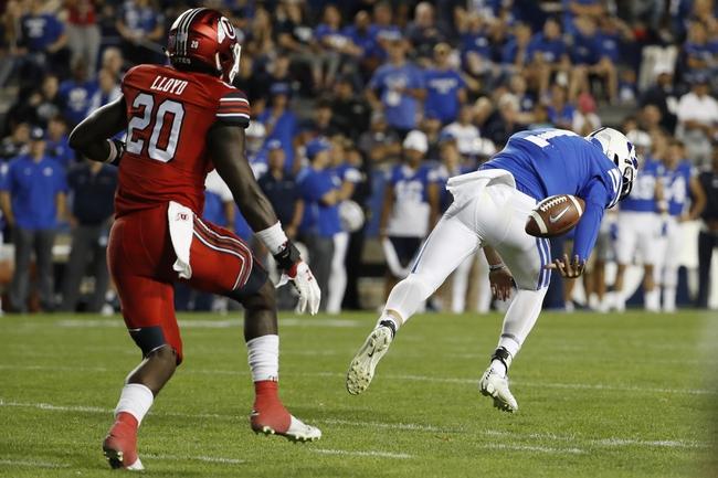 Utah vs. BYU - 9/3/20 Early Look College Football GOY Picks and Predictions