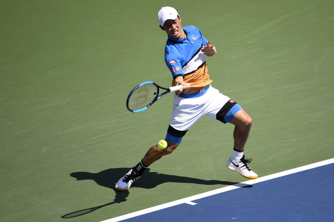 Lorenzo Musetti vs. Kei Nishikori 9/17/20 Rome Open Tennis Pick, Odds, and Prediction