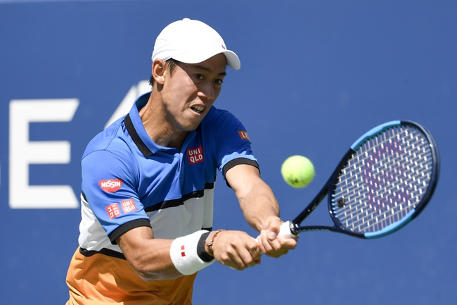 Daniel Evans vs. Kei Nishikori 9/27/20 French Open Tennis Pick, Odds, and Prediction