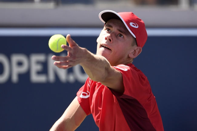 Vasek Pospisil vs. Alex De Minaur 9/7/20 US Open Tennis Pick, Odds, and Prediction