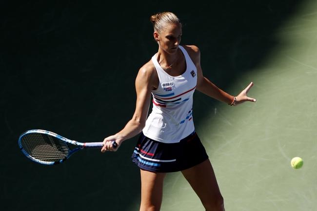 Karolina Pliskova vs. Anastasia Pavlyuchenkova - 1/25/20 Australian Open Tennis Pick, Odds & Prediction