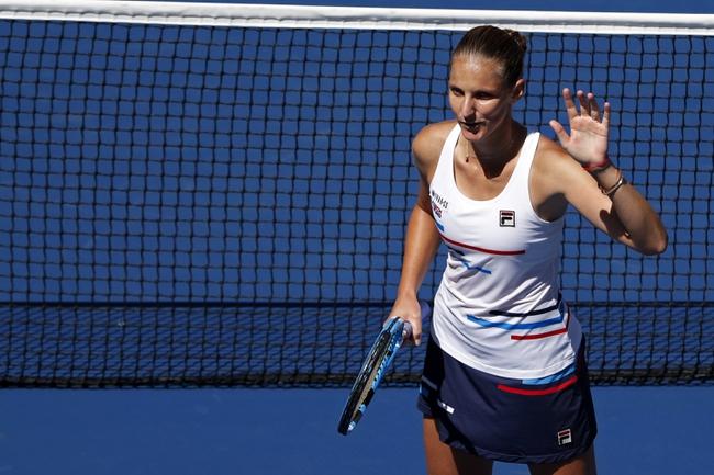 Karolina Pliskova vs. Johanna Konta - 9/1/19 US Open Tennis Pick, Odds, and Prediction