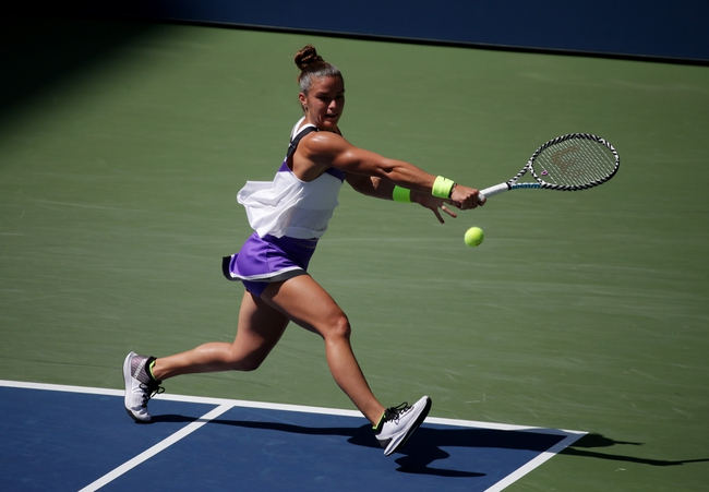 Maria Sakkari vs. Aryna Sabalenka - 2/17/20 Dubai Open Tennis Pick, Odds, and Prediction