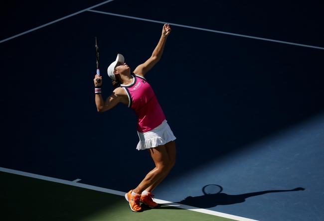 Ashleigh Barty vs. Polona Hercog - 10/22/20 Australian Open Tennis Pick, Odds & Prediction