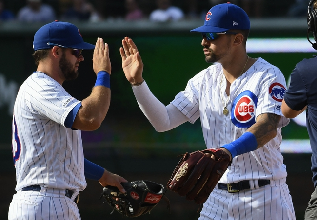 Chicago Cubs vs. Milwaukee Brewers - 8/31/19 MLB Pick, Odds, and Prediction
