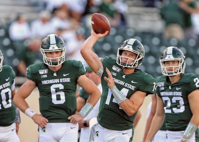 Michigan State vs. Western Michigan - 9/7/19 College Football Pick, Odds, and Prediction