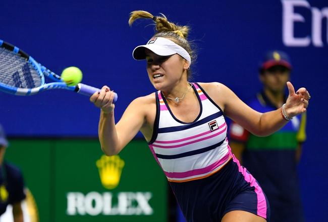 Garbine Muguruza vs. Sofia Kenin - 2/1/20 Australian Open Tennis Pick, Odds, and Prediction