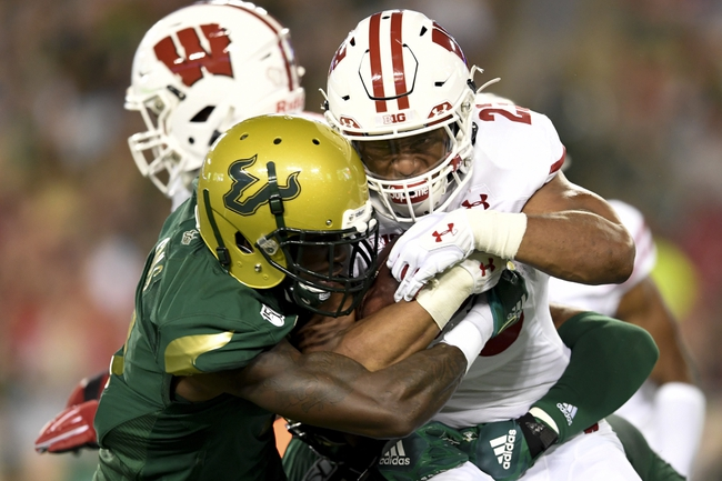 Wisconsin vs. Central Michigan - 9/7/19 College Football Pick, Odds, and Prediction