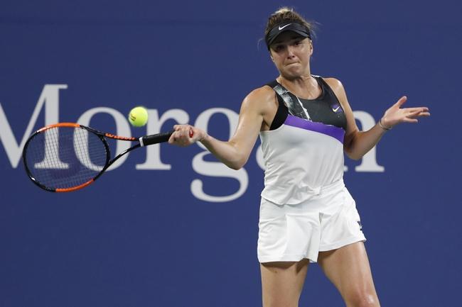 Elina Svitolina vs. Garbine Muguruza - 1/25/20 Australian Open Tennis Pick, Odds & Prediction