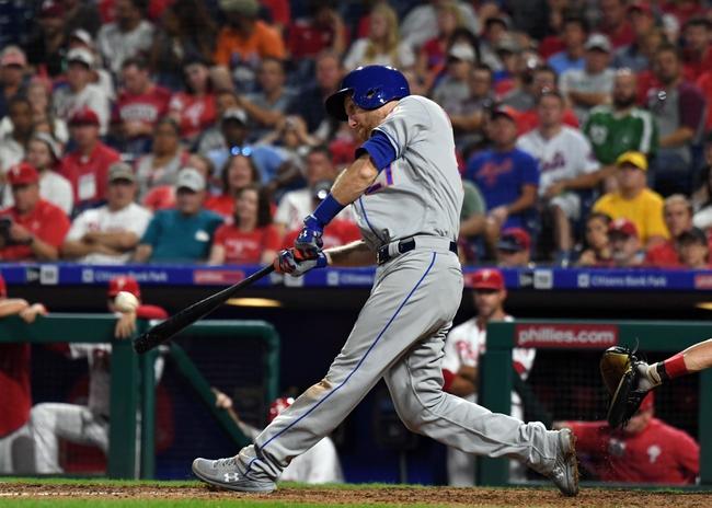Philadelphia Phillies vs. New York Mets - 8/31/19 MLB Pick, Odds, and Prediction