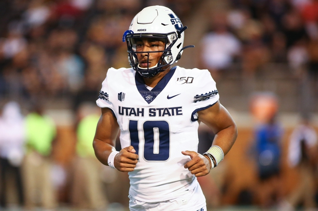 Utah State vs. Stony Brook - 9/7/19 College Football Pick, Odds, and Prediction