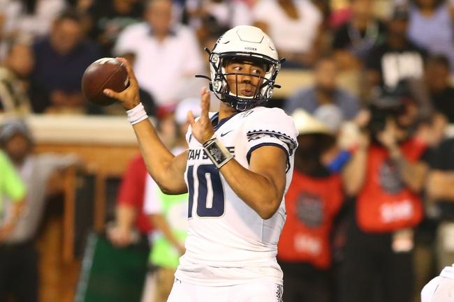LSU vs. Utah State - 10/5/19 College Football Pick, Odds, and Prediction
