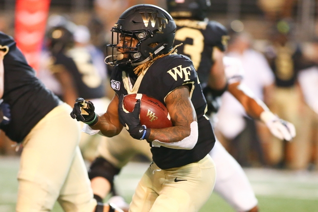 Rice vs. Wake Forest - 9/6/19 College Football Pick, Odds, and Prediction
