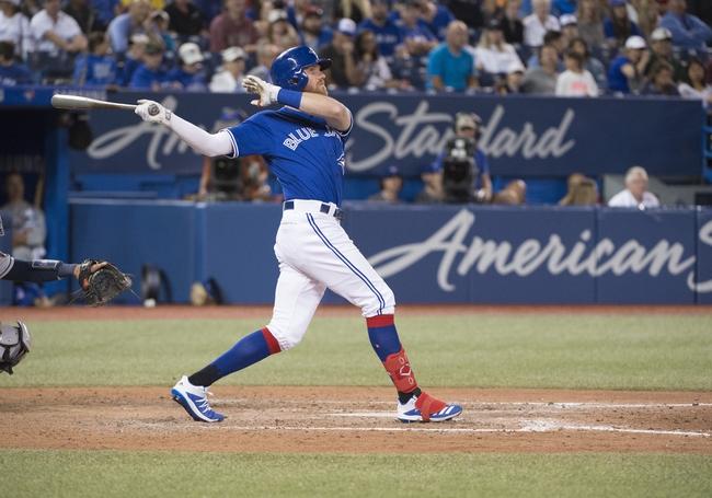 Toronto Blue Jays vs. Houston Astros - 8/31/19 MLB Pick, Odds, and Prediction