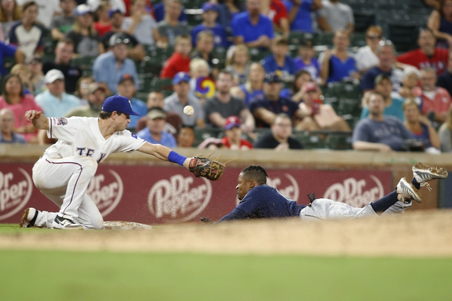 Texas Rangers vs. Seattle Mariners - 8/31/19 MLB Pick, Odds, and Prediction