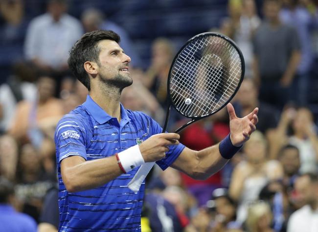 Novak Djokovic vs. Stan Wawrinka - 9/1/19 US Open Tennis Pick, Odds, and Prediction