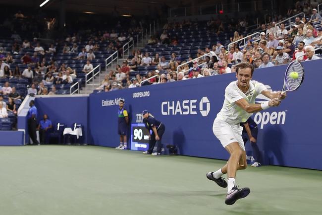 Daniil Medvedev vs. Gilles Simon - 2/21/20 Marseille Open Tennis Pick, Odds, and Predictions