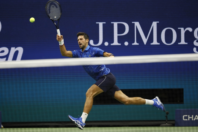 Novak Djokovic vs. Jan-Lennard Struff - 1/20/20 Australian Open Tennis  Pick, Odds & Prediction