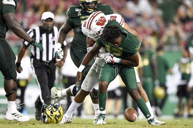 South Florida vs. SMU - 9/28/19 College Football Pick, Odds, and Prediction