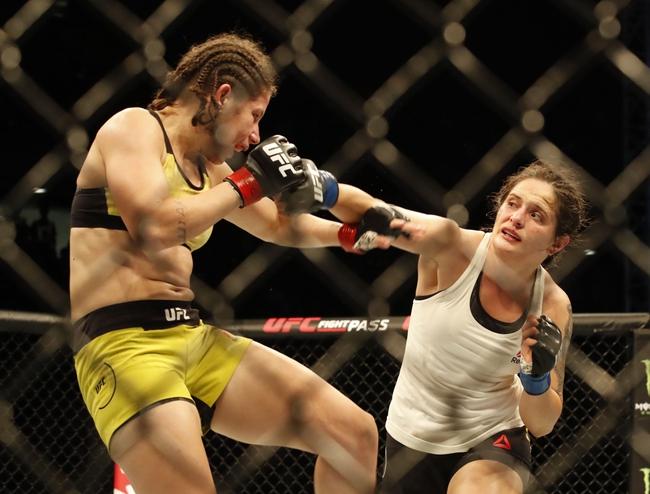Karol Rosa vs. Vanessa Melo  - 7/11/20 UFC 251 Pick and Prediction