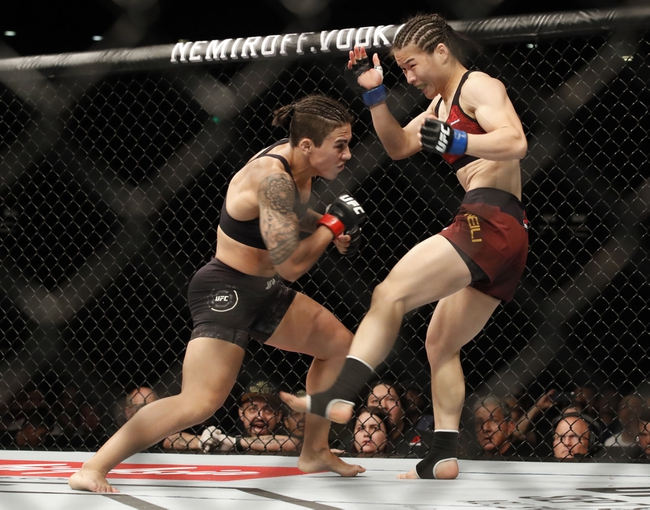 UFC Fight Night 180: Jessica Andrade vs. Katlyn Chookagian Picks and  Predictions