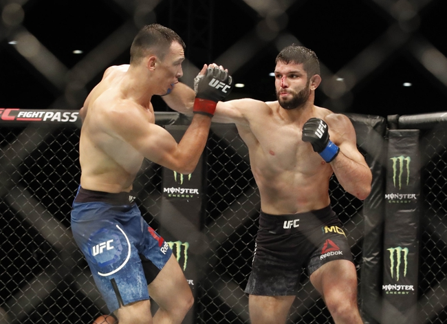 Michael Johnson vs. Thiago Moises 5/13/20 UFC Fight Night 171 Picks and Prediction