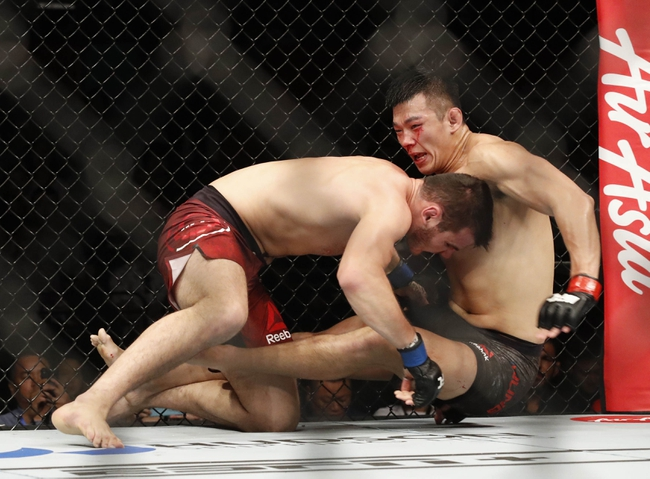 Roman Dolidze vs. Khadis Ibragimov - 7/18/20 UFC Fight Night 172 Pick and Prediction