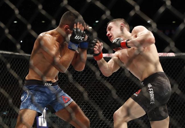 Mark De La Rosa vs. Jordan Espinosa - 6/13/20 UFC Fight Night 172 Pick, Odds, and Prediction