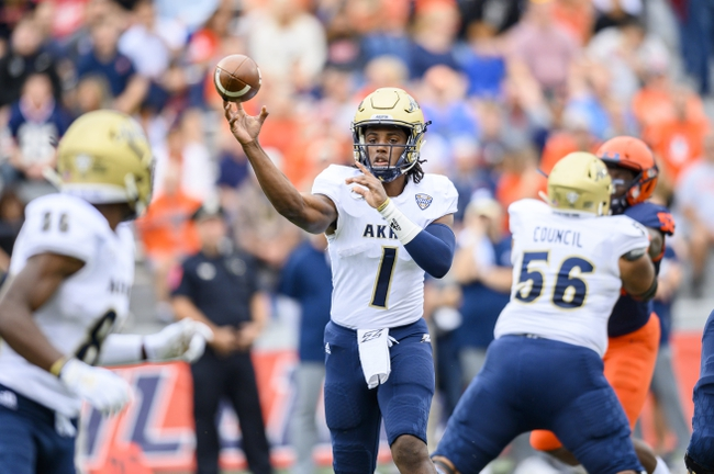 Bowling Green at Akron 12/5/20 College Football Picks and Predictions