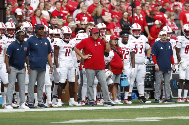 South Alabama 2020 Win Total - College Football Pick and Prediction