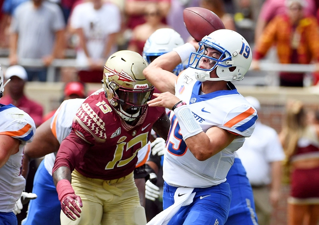 Florida State vs. Boise State - 9/19/20 Early Look College Football GOY Pick, Odds, and Prediction