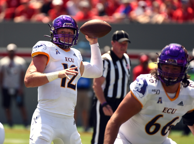 East Carolina vs. Gardner-Webb - 9/7/19 College Football Pick, Odds, and Prediction
