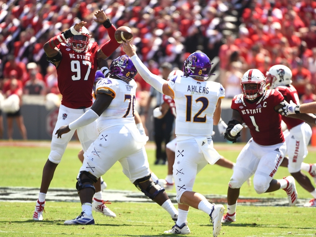 Navy vs. East Carolina - 9/14/19 College Football Pick, Odds, and Prediction