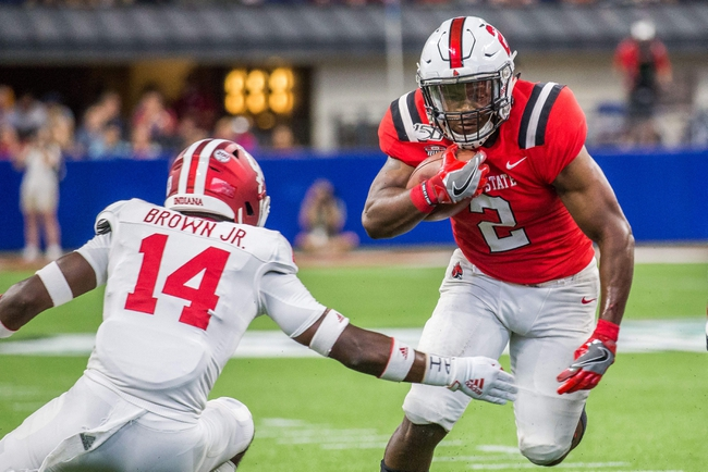 Ball State Cardinals vs. Miami (OH) RedHawks - 11/29/19 College Football Pick, Odds, and Prediction